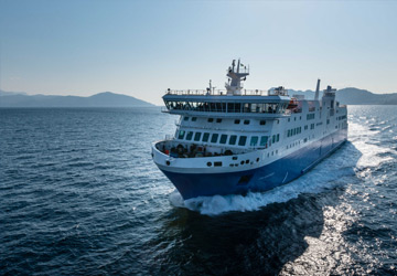 Wellington to Picton ferry tickets, compare times and prices