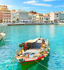 ferries from crete to athens