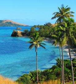 Ferries From Nacula Island To Fiji