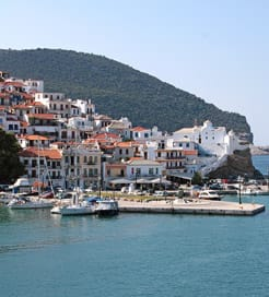 Ferries From Greece To Skopelos Island