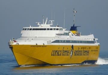 Livorno to Bastia ferry tickets, compare times and prices