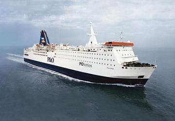 P&O Ferries - Ferry Booking, timetables and tickets