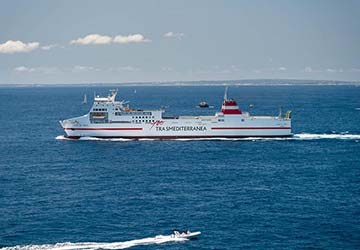 Mediterranean Sea ferries