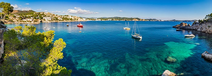 Balearics: up to 25% OFF with Trasmediterranea