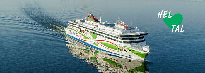Baltic Sea: up to 45% OFF with Tallink Silja