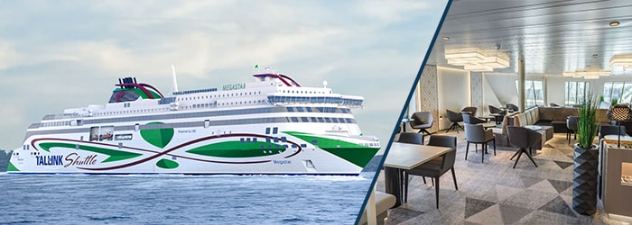 Finland-Estonia: up to 30% OFF Tallink Silja Seats