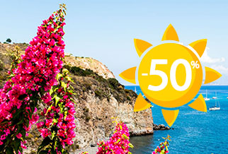 Flash Offer! Save 50% on Aeolian Islands and Croatia Crossings