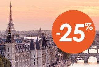 Flash Sale: 25% Off Channel Crossings with DFDS