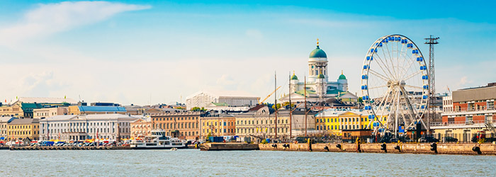 Sweden - Finland from just €40 one way