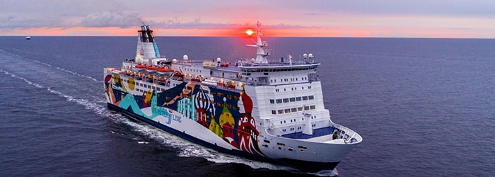 Up to 40% OFF Sweden to Finland ferries