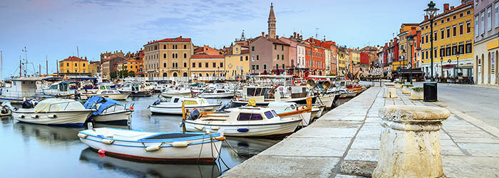 Venice to Croatia for just €55